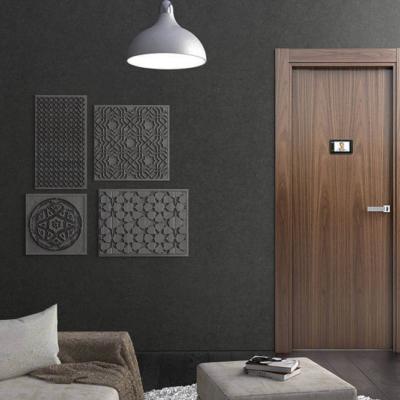 Puerta interior de madera modelo Lyon