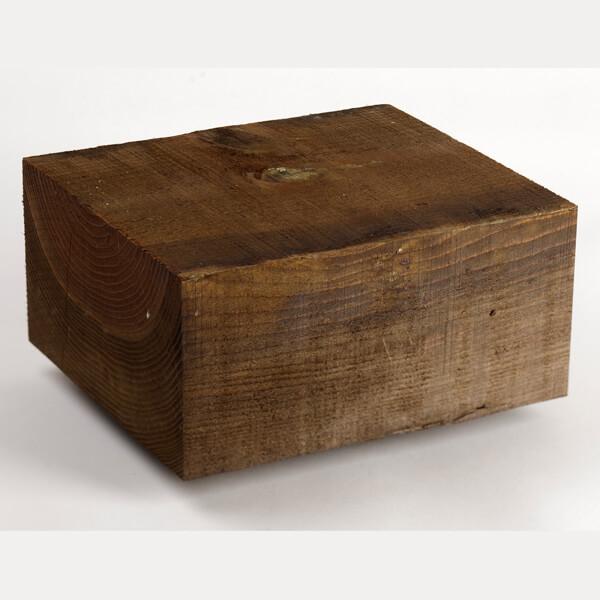 Traviesa de madera ecológica